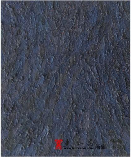 油画艺术家朱成林(官网)意象油画新作  《雨后深山》